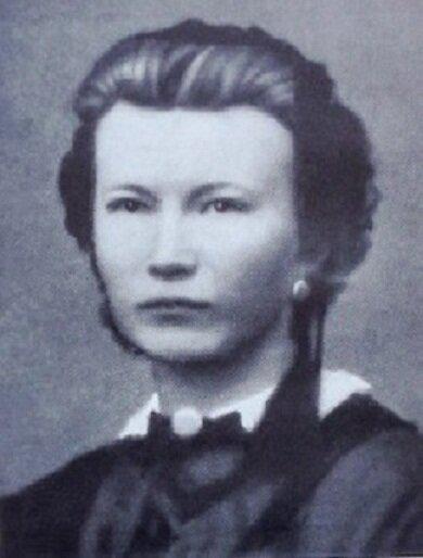 Елизавета Фреймут - жена Виктора Кандинского