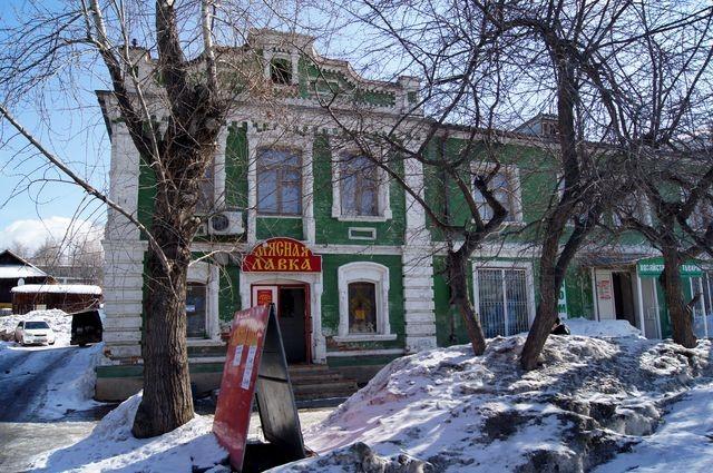 Дом Ахмедзяновых