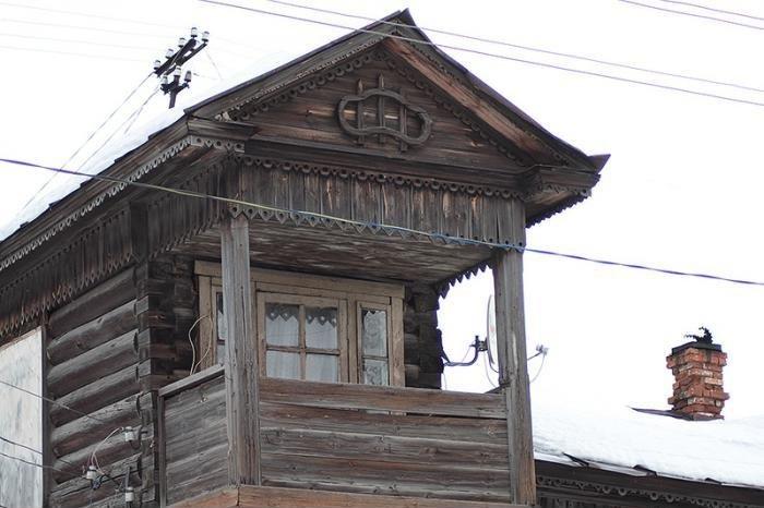 Дом Скороходовых