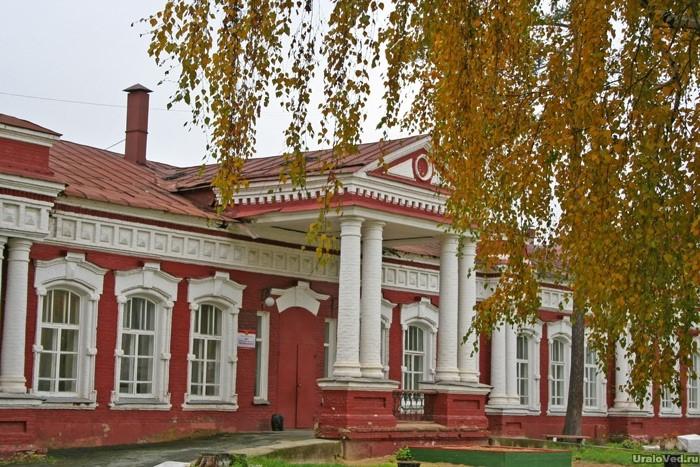 Здание Детской школы искусств