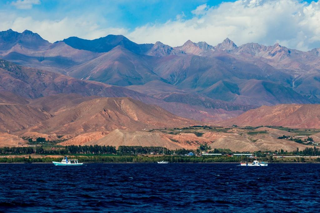 Озеро Иссык-Куль